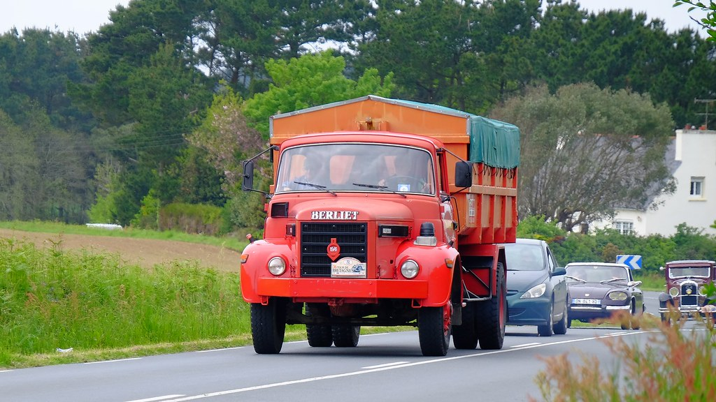 The World\'s most recently posted photos of berliet and old - Flickr ...