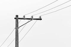 Energy Post (Guilherme Nicholas) Tags: street brazil blackandwhite white black monochrome nikon energy sopaulo streetphotography minimalist 1755mm energypole energypost