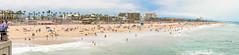 California Dreaming (Ron Drew) Tags: ocean california summer panorama beach coast nikon surfing pacificocean shore huntingtonbeach d800 surfcity