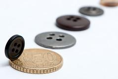 Smaller than a coin (tounesse) Tags: money macro coin euro buttons pice monnaie 105mm boutons d90 guessthemovie sb900 macromondays smallerthanacoin 7dwf crazytuesdaytheme