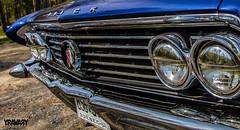 1961 Buick LeSabre (yravaryphotoart.com) Tags: auto car closeup buick automobile wideangle chrome vehicle lesabre hdr 1961 vehicule buicklesabre canonefs1022mmf3445usm canoneos7d yravary yravaryphotoart