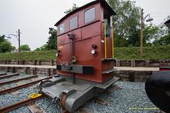 Loc TM 565 van de Veluwsche Stoomtrein Maatschappij (VSM) (Bert de Boer) Tags: loc tm 565 van de veluwsche stoomtrein maatschappij vsm trains treinen diesel dieseltrains dieseltreinen locomotive locomotives bertdeboer bertop groningen netherlands