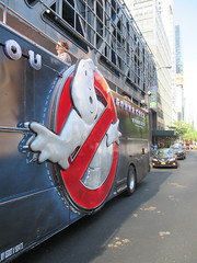 Ghost Busters Movie Billboard Bus AD 3-D NYC 1774 (Brechtbug) Tags: street new york city nyc ladies bus film halloween st lady female port ads movie advertising logo marketing 3d team women funny comedy humorous comic ghost authority humor ad terminal billboard boo spooky commercial second ghosts ban forty 42nd spectral supernatural banning busters spook sequel ters 2016 standee