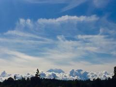 Mount Rainier (derek.genre) Tags: clouds rainier