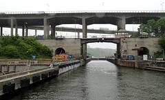 Gota_Canal_leaving_Stockholm_01_m1_screen (pntphoto) Tags: bridge cruise canal sweden sverige gota scandinavia pavel trebukov pntphoto
