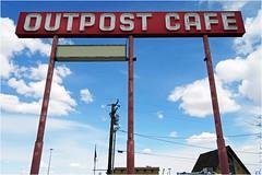 Hesperia, California (Eric Lassiter) Tags: hesperia roadside outpost outpostcafe roadsidecafe hesperiaca hesperiacalifornia