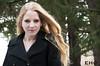 Fierce (misseclipse) Tags: winter hair model long blonde peacoat