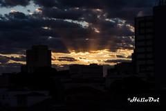 HlioDoi-8799 (Hlio Doi photographer) Tags: sunset sol brasil raios de do sinister 03 sp drama julho por assis anoitecer nightfall sinistro 2016 grandeangular dramaticidade