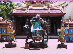 Bon Hin Kong Temple Manado