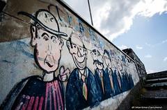 murales (tina8907) Tags: street urban men muro strada genova zena murales disegno urbex