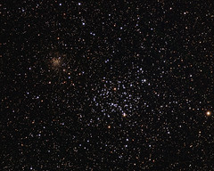 M35 & NGC 2158 (drdavies07) Tags: m35 ngc2158 messier35