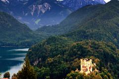 Magdalenie dedykuję (Smo_Q) Tags: lake castle germany deutschland schloss hohenschwangau zamek niemcy