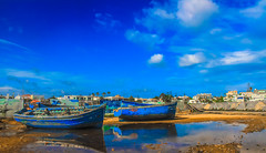 Beach Sid El Abd in Rabat (akram elhadi) Tags: beach de sid el morocco maroc plage abd rabat temara harhoura