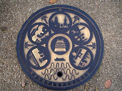 Nagoya (sdmc59) Tags: japan nagoya manholecovers