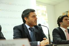 """Miguel Santos na Conferência """"À Conversa com..."""""""