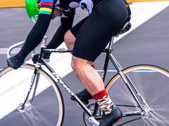 #TrackFever (funkyruru) Tags: postprocessed bike hsinchu taiwan cycle fixie fixedgear pista velodrome trackbike trackfever olympusomdem5 mzuikodigital1250mmf3563ez hsinchuvelodrome