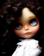 Iriscustom Ooak Blythe Art Doll Anushka
