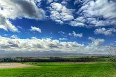 Stormy Tuesday (AHO66) Tags: clouds germany deutschland cloudy feld felder wolken grn blau hdr iphone wolkig niedersachsen barsinghausen iphone6 barrigsen