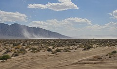 Blowing Sand (Pat's Pics36) Tags: mountains landscape nevada us95 blowingsand nikond7000 nikkor18to200mmvrlens