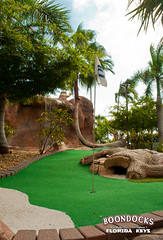 Boondocks Florida Keys Mini-Golf