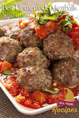 Best Homemade Meatballs (Thinkarete) Tags: red food dinner ball tomato pepper healthy italian sauce beef traditional plate pasta meat delicious pork homemade hamburger meal basil spicy parsley meatballs herb meatball baked veal meaty ingredient appetizing marinera