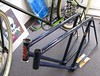 1926 CCM Flyer Frame painted before pin striping (moonm) Tags: bicycle vintage flyer track bikes pista ccm 1926