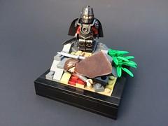 A Cruel Game (Chance Reed) Tags: robin lego cruel moc historica