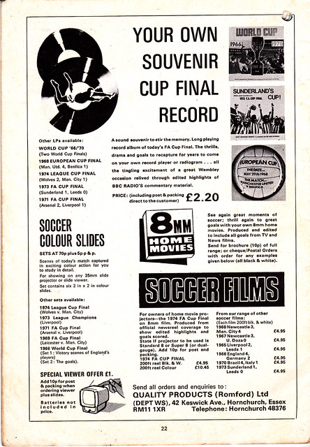Liverpool vs Newcastle United - 1974 FA Cup Final - Page 22
