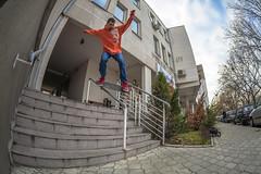 Srbin - feble (Rajkosk8) Tags: street stairs skateboarding serbia rail skate rats belgrade beograd bgd sk8 srbija ratz skatespot rajko bza skejt radosavljevic rajkosk8 ratz13 bgdzoo