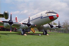 Handley Page Hastings troop transport (Ronald_H) Tags: uk holiday film museum aviation air transport page hastings newark expired troop handley 2015