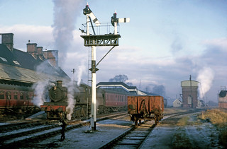 Welshpool in the 1960's