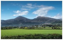 The Mournes (D.k.o.w) Tags: newcastle landscape mournemountains countydown themournes canon7dmkii