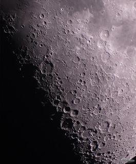 Gibbous Moon close-up [Explored]