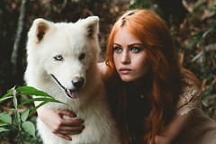 IMG_4772 (luisclas) Tags: canon photography ginger photo redhead lightroom heterochromia presets teamcanon instagram