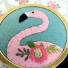 "Pretty Flamingo Handbag Mirror • <a style=""font-size:0.8em;"" href=""http://www.flickr.com/photos/29905958@N04/27167025255/"" target=""_blank"">View on Flickr</a>"