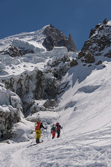 Autour des Grands Mulets- (3) (Samimages) Tags: ski rando chamonix montblanc alpinisme grandsmulets