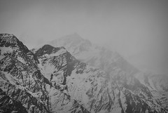 T u r b u l e n c e (_Amritash_) Tags: travel blackandwhite storm mountains monochrome weather landscapes himachal himalayas stormclouds turbulence mountainrange snowcappedmountains travelindia monochromemadness storminthemountains travelinindianhimalayas