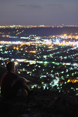 (Viktor Kiss) Tags: mountain night 50mm lights nikon cityscape 18 d90