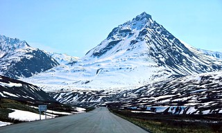 Mountain Pass - Alaska