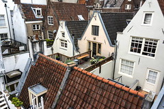 rooftop view (Flapweb) Tags: roof holland netherlands amsterdam cityscape