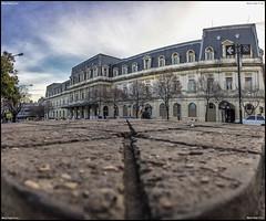 El Pasaje. (MarioVolpi) Tags: panorama argentina argentine architecture la arquitectura pano perspective plata perspectiva hdr dardo rocha pasaje photomatix canon60d