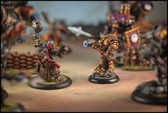 Major Markus Siege Brisbane (feelinstrangelyfine) Tags: miniatures gaming tabletop warmachine cygnar miniaturepainting privateerpress warmahordes