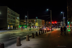 Wrocaw (nightmareck) Tags: night europa europe fuji streetphotography poland polska handheld fujifilm fujinon wrocaw pancakelens xe1 apsc dolnolskie dolnylsk mirrorless xtrans fotografiauliczna fotografianocna xmount xf18mm xf18mmf20r bezlusterkowiec