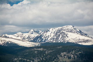 Niwot Ridge and the Indian Peaks