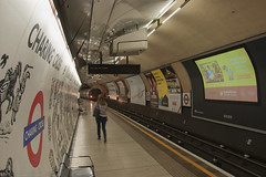another train missed (Igor Kare) Tags: charingcross tube london
