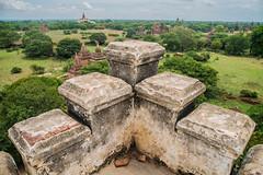View over Bagan, Myanmar (ReinierVanOorsouw) Tags: reizen myanmar birma burma travelling travel travelstoke reiniervanoorsouw sony sonya7r sonya7rii a7rii asia asya azie bagan oldbagan