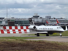 VP-BCT Gulfstream G650 Gama Aviation Ltd (Aircaft @ Gloucestershire Airport By James) Tags: manchester james airport aviation ltd lloyds gulfstream gama bizjet egcc g650 vpbct