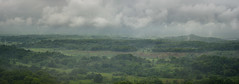 North Korea DMZ (@Tuomo) Tags: panorama clouds forest landscape nikon df korea photomerge nikkor zone 70200mm4 northkoreadmxdemilitarized