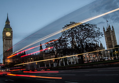 9:10pm (Trigger1980) Tags: nikon nikond7000 night nite ngc nikonflickraward bus big ben d7000 dark day digital london lights long land lens england exposure