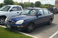 2001 Daewoo Nubira (DVS1mn) Tags: daewoo nubira cars car automobile auto automobiles automotive